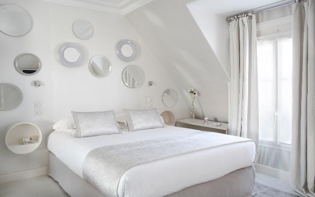 Les 5 plus belles chambres d h tel menuiserie parquet babin for Les plus belles suites parentales