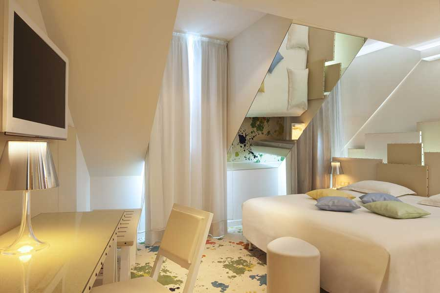 Les 5 plus belles chambres d h tel menuiserie parquet babin Les plus belles chambres parentales